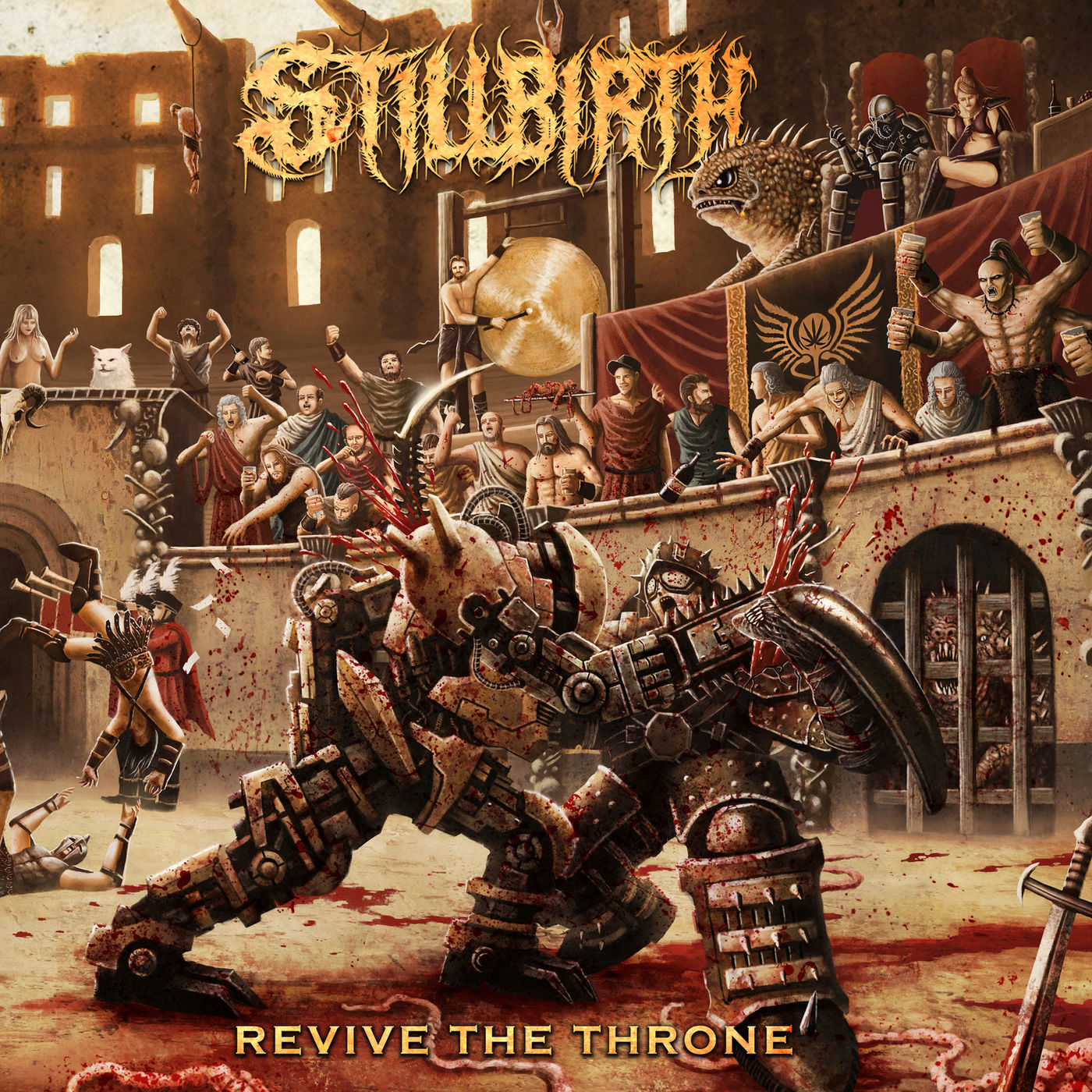 Stillbirth - Panem Et Circenses [single] (2020)
