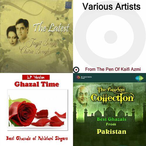 Ghazals playlist - Listen now on Deezer | Music Streaming