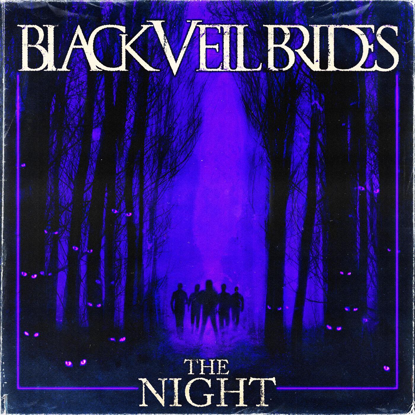 Black Veil Brides - The Night [single] (2019)