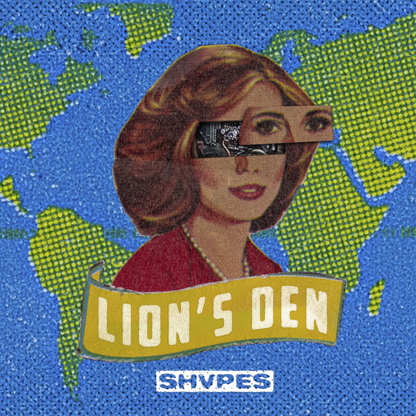 SHVPES - Lion's Den [single] (2020)