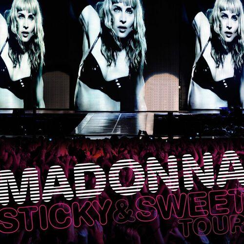 Baixar CD Sticky & Sweet Tour – Madonna (2010) Grátis