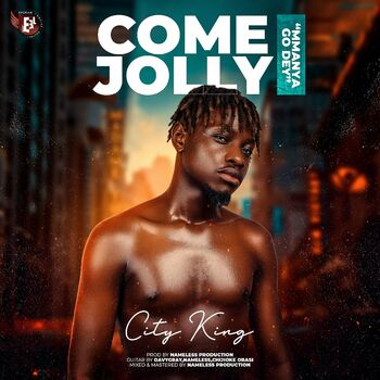 Come Jolly cover