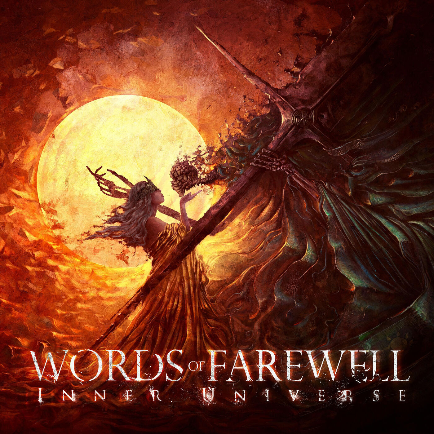 Words Of Farewell - Inner Universe [EP] (2020)