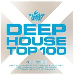 Album cover of Deephouse Top 100, Vol. 9