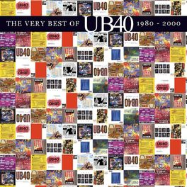 Album cover of The Very Best Of UB40