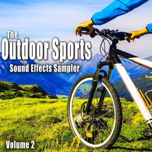 The Hollywood Edge Sound Effects Library: The Outdoor Sports