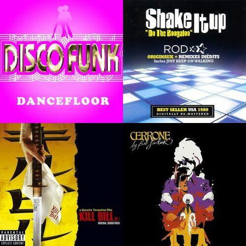 Lista pesama Megadiscofunk 2 – Slušaj na Deezer-u   Strimovanje muzike