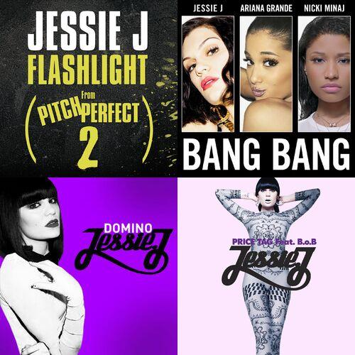 Jessie J ❤ playlist - Listen now on Deezer | Music Streaming