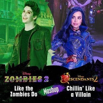 Like the Zombies Do/Chillin' Like a Villain Mashup cover