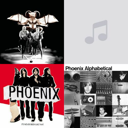 Consolation prizes phoenix album