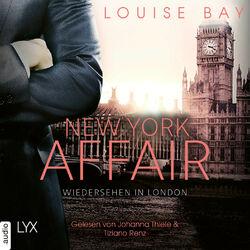 Wiedersehen in London - New York Affair 2 (Ungekürzt)