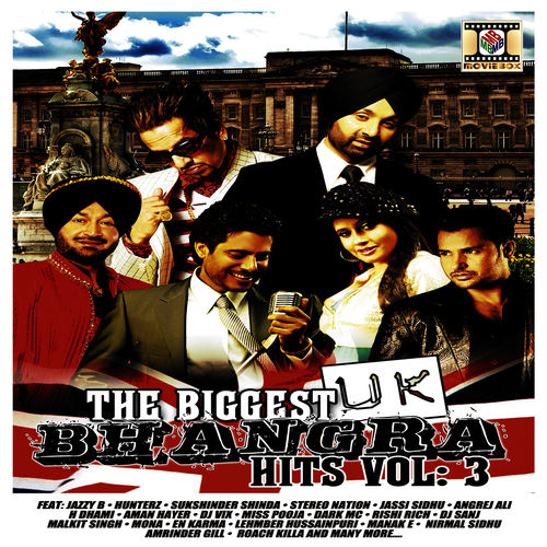 Various Artists (Bhangra Compilation): The Biggest UK