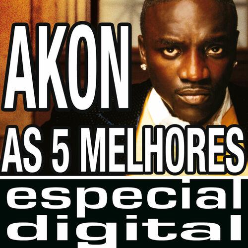 Baixar CD As Cinco Melhores – Akon (2007) Grátis