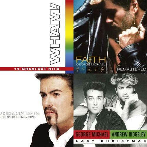 george michael and wham greatest hits