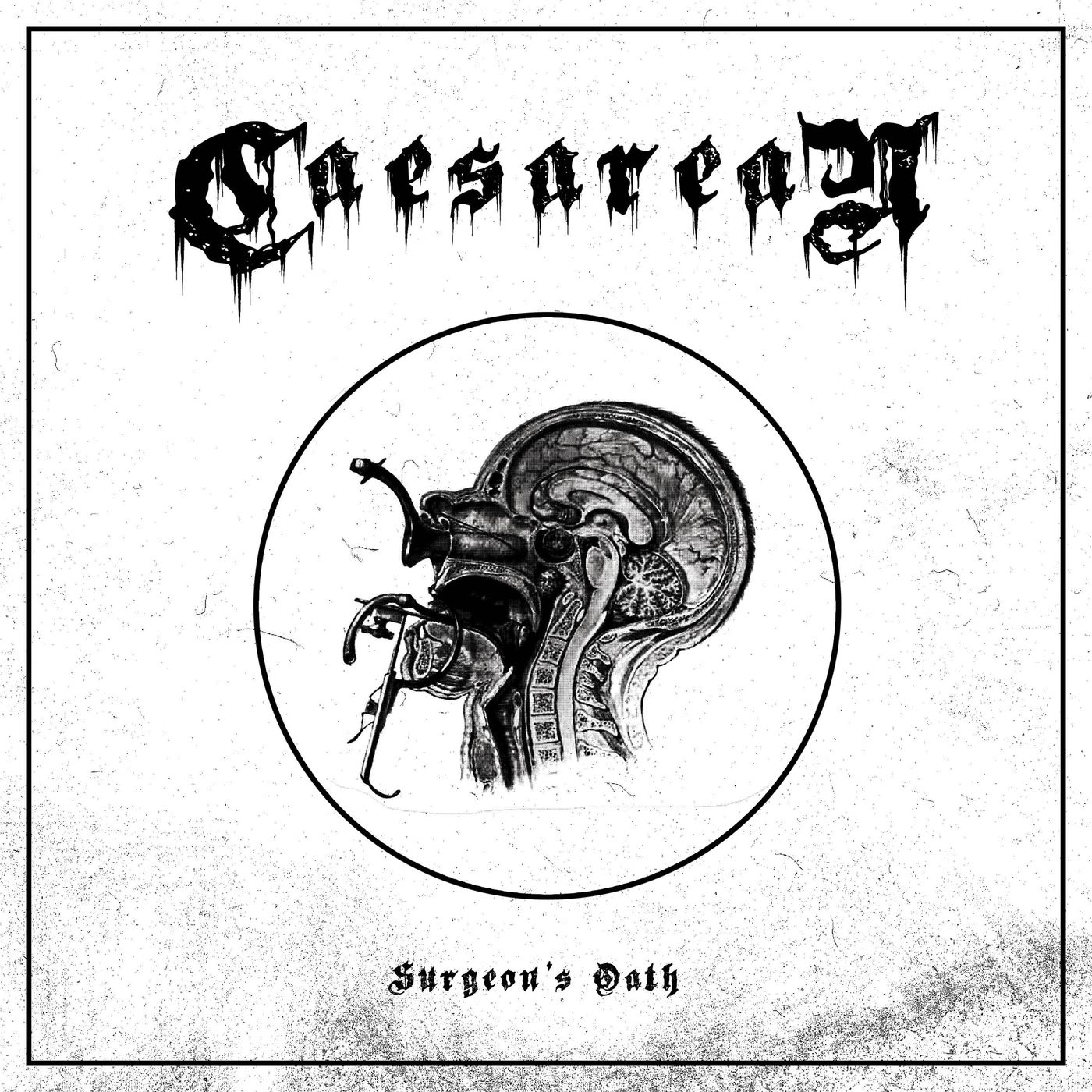 Caesarean - Surgeon's Oath [single] (2020)