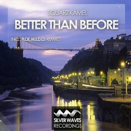 Album cover of Better Than Before