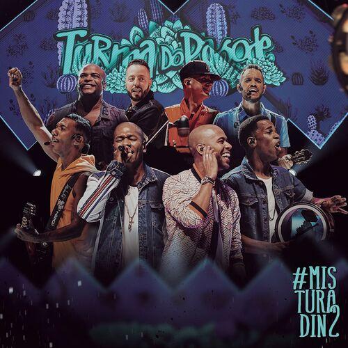 Baixar CD Misturadin 2 (Ao Vivo) – EP1 – Turma do Pagode (2019) Grátis
