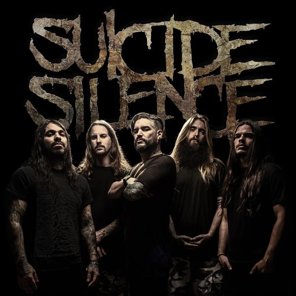 Suicide Silence - Silence [single] (2017)