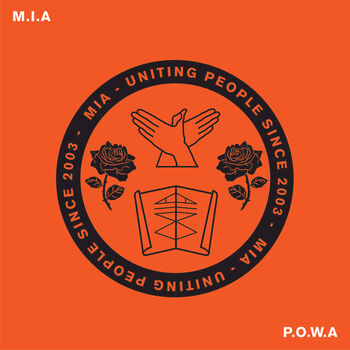 P.O.W.A cover