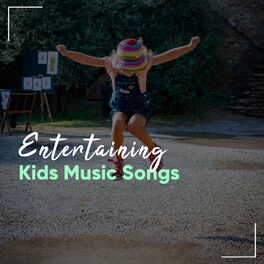 Album cover of # 1 Album: Entertaining Kids Music Songs