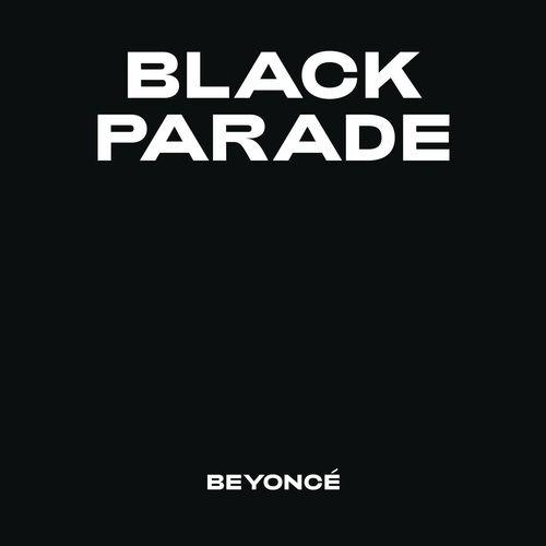 Capa Beyoncé – BLACK PARADE 2020