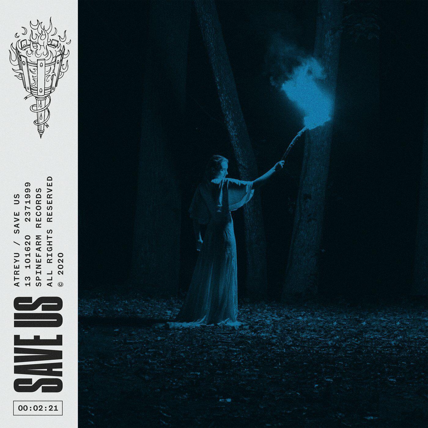 Atreyu - Save Us [single] (2020)