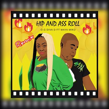 Hip and Ass Roll (feat. Maya Miko) cover
