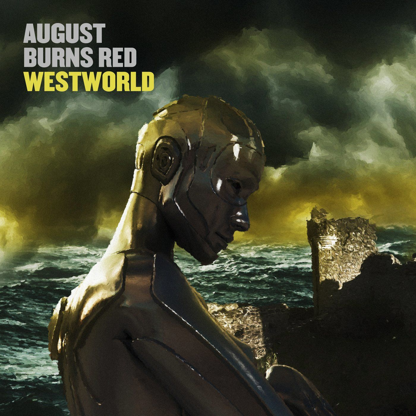 August Burns Red - Westworld [single] (2021)