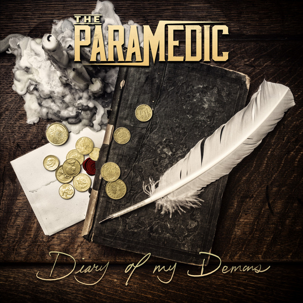 The Paramedic - Diary Of My Demons [Deluxe] (2014)