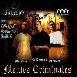 Album cover of Mentes Criminales