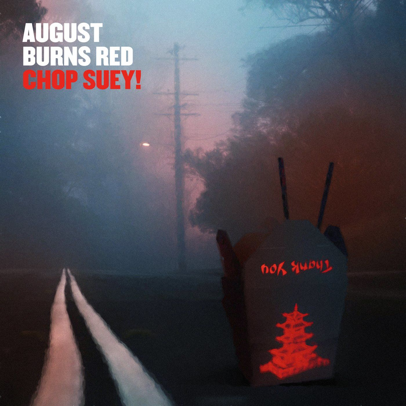 August Burns Red - Chop Suey! [single] (2020)
