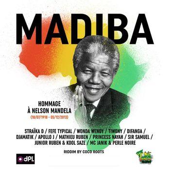 Madiba Forever (Hommage à Nelson Mandela) [18/07/1918-05/12/2013] cover