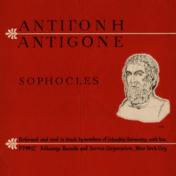 Antigone: Sophocles (In the Original Greek)
