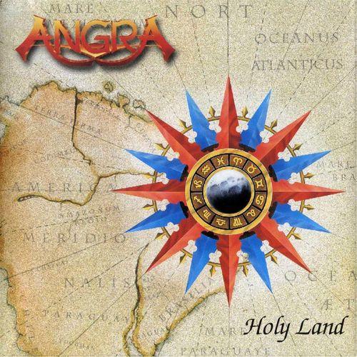 Baixar Cd Holy Land – Angra (2016) Grátis