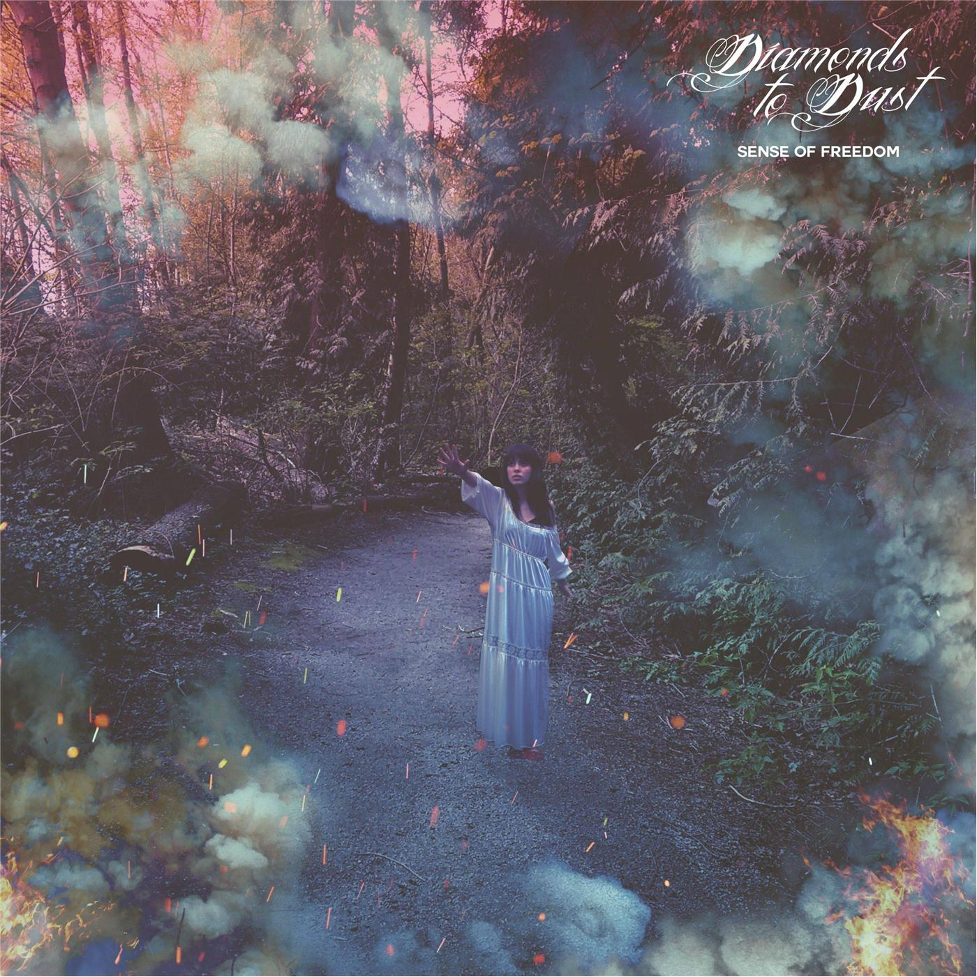 Diamonds to Dust - Sense of Freedom [EP] (2016)