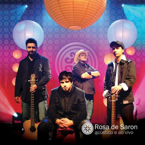 Baixar CD Rosa de Saron: Acústico e ao Vivo – Rosa de Saron (2008) Grátis
