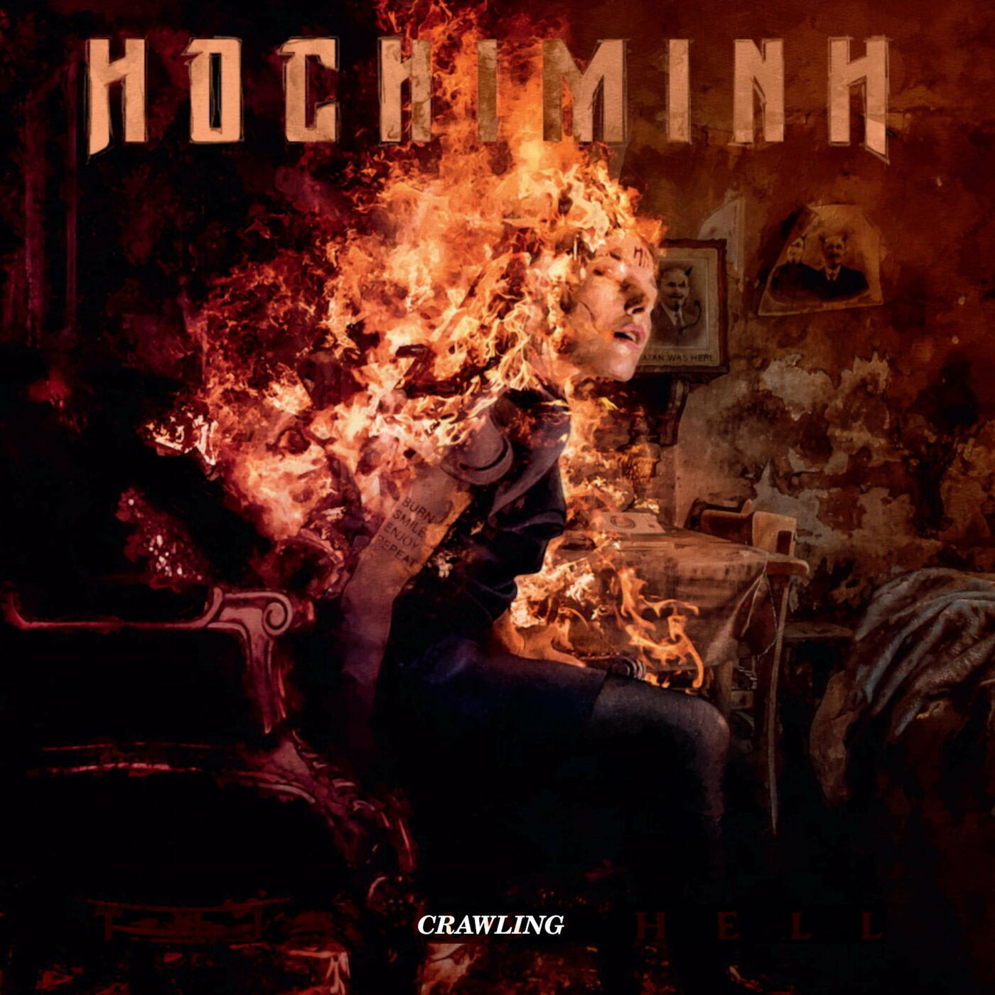 Hochiminh - Crawling [single] (2021)