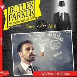 Album cover of Butler Parker, 1: Agenten und Spione (Ungekürzt)