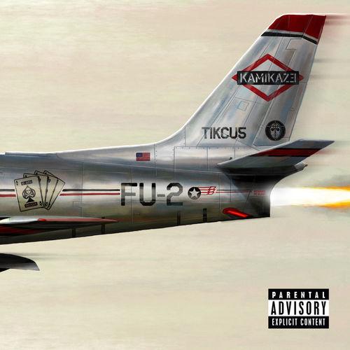 Baixar CD Kamikaze – Eminem (2018) Grátis