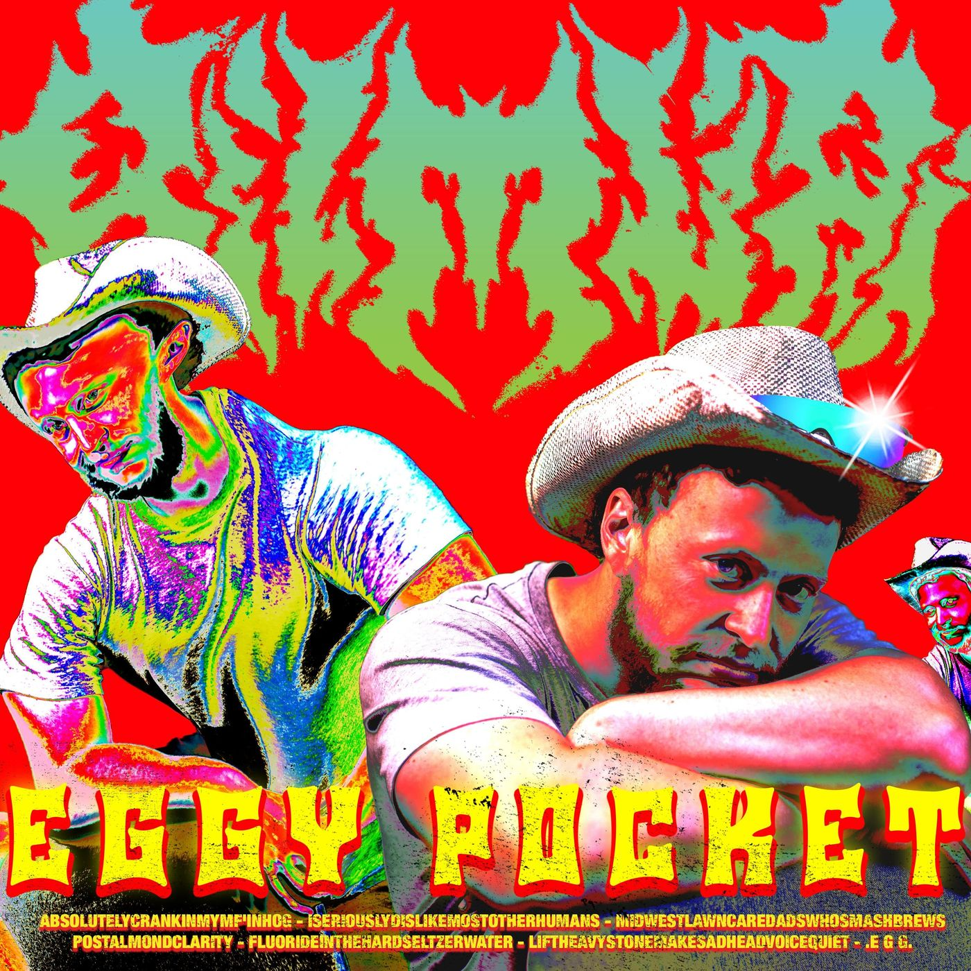 Bilmuri - EGGY POCKET [EP] (2020)