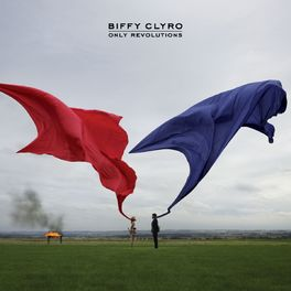 Album cover of Only Revolutions