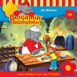 Folge 44: als Bäcker Audiobook