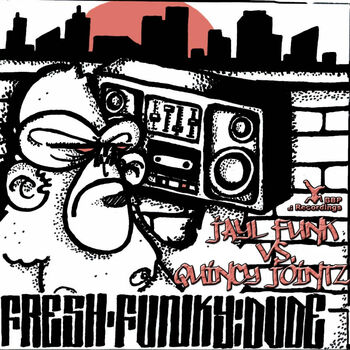 Fresh Funky Dude cover