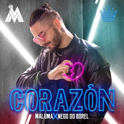 Música Corazón – Maluma ft. Nego do Borel (2017)