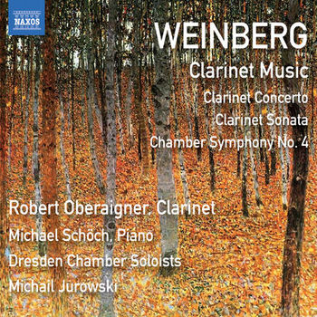 Clarinet Concerto, Op. 104: III. Allegretto cover