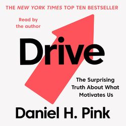Drive - The Surprising Truth About What Motivates Us (Unabridged) Audiobook