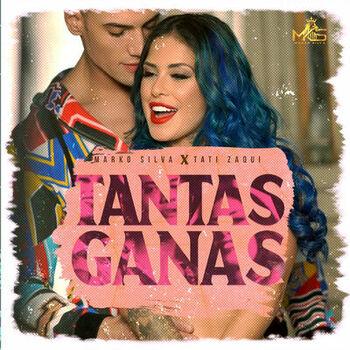 Tantas Ganas (feat. Tati Zaqui) cover