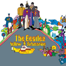 Album cover of Yellow Submarine (Remastered)