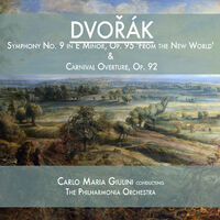 The Philharmonia Orchestra: Dvořák: Symphony No  9 in E Minor, Op