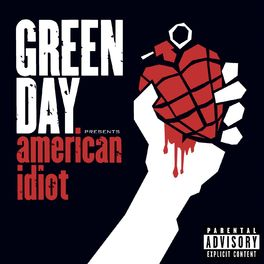 Album cover of American Idiot